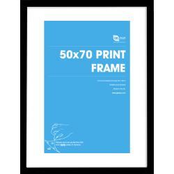 Marco Negro Art Print 50x70cm