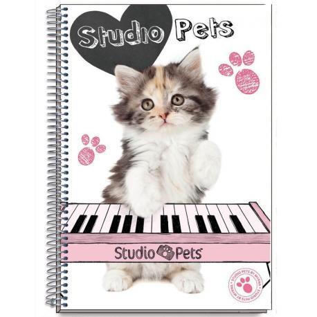 Cuaderno Tapa Dura A6 Myrna New Cat