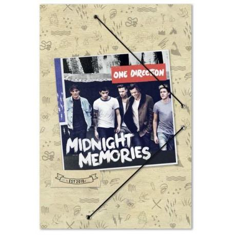 Carpeta Gomas One Direction