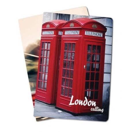 Pack De 2 Libretas Grapa A4 Londres