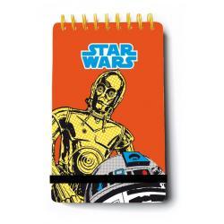 Bloc De Notas C. Premium L Star Wars