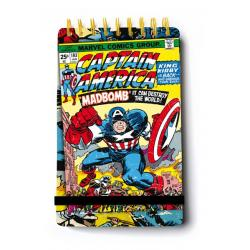 Bloc De Notas C. Premium L Marvel