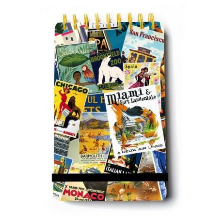 Bloc De Notas C. Premium L Travel