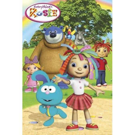 Poster todo es Rosie amigos