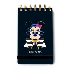 Bloc De Notas C. Premium S Minnie Blog