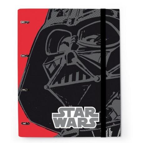 Carpeta 4 Anillas C. Premium Star Wars