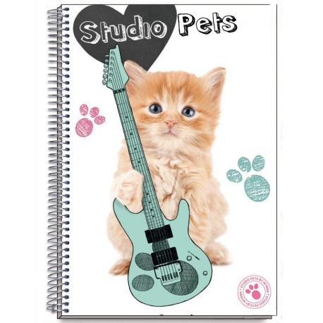 Cuaderno Tapa Dura A5 Myrna New Cat