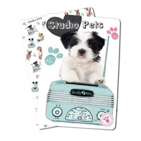 Pack De 2 Libretas Grapa A4 Myrna Perros