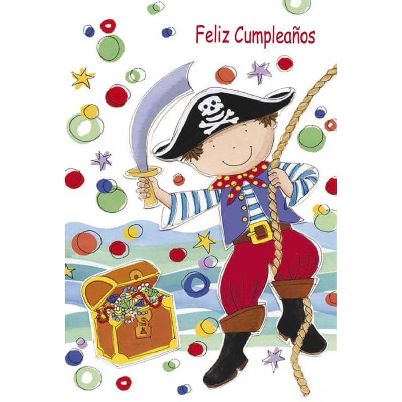 Tarjeta felicitacion feliz cumplea os - Tarjetas 50 cumpleanos ...