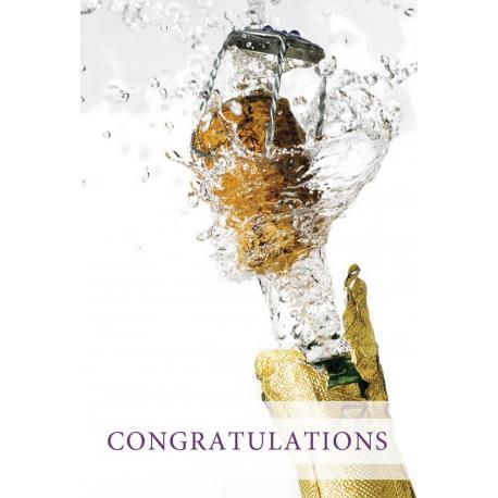 Tarjeta Felicitacion Congratulations