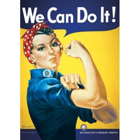 Poster Podemos hacerlo