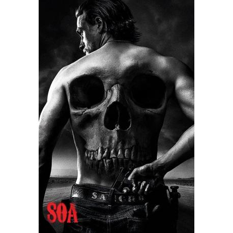 Poster Sons Of Anarchy (Skull)