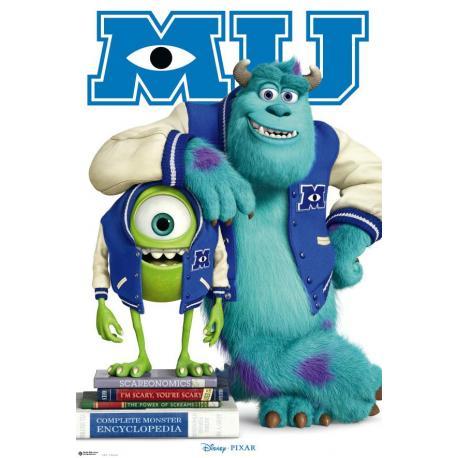 Poster Monster Inc