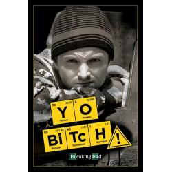 Maxi Poster Breaking Bad (Yo Bitch!)