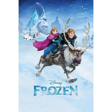 Maxi Poster Frozen (Ride)