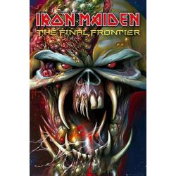 Poster Iron Maiden The Final Frontier