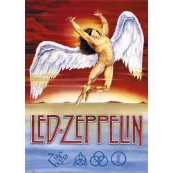 Maxi Poster Led Zeppelin Swam Song