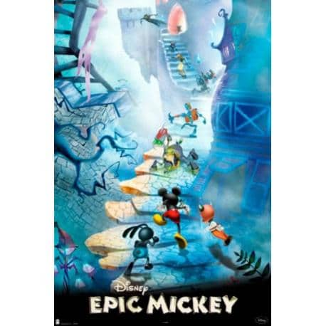 Poster Mickey