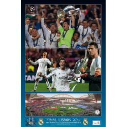 Maxi Poster Especial Real Madrid La Decima