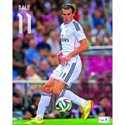 Mini Poster Real Madrid Bale 2014/2015