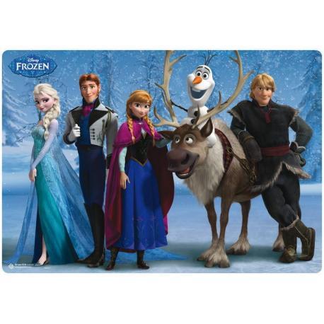 Vade Escolar Frozen