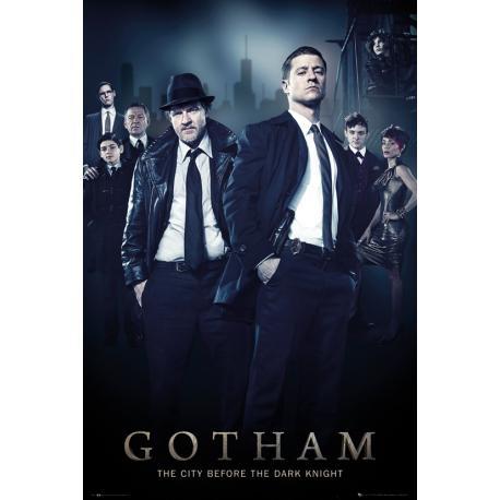 Maxi Poster Gotham Casting