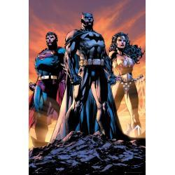 Maxi Poster DC Comics trio de la justicia