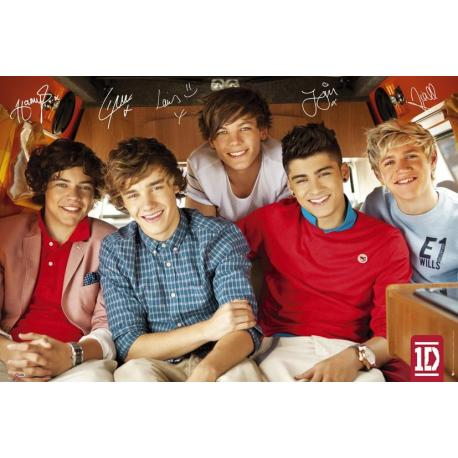 Poster Portada One Direction