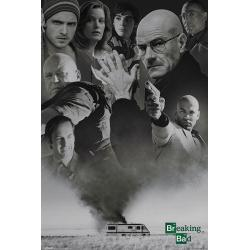 Maxi Poster Breaking Bad (Up In Smoke)