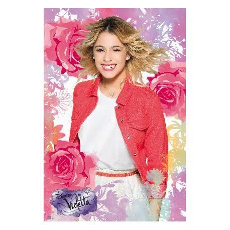 Maxi Poster Viva Violetta