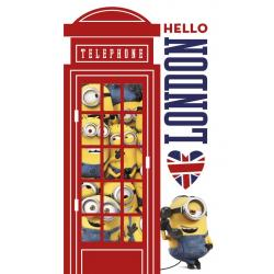 Maxi Poster Minions Cabina Londres