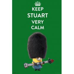MaxiPoster Minions Keep Stuart