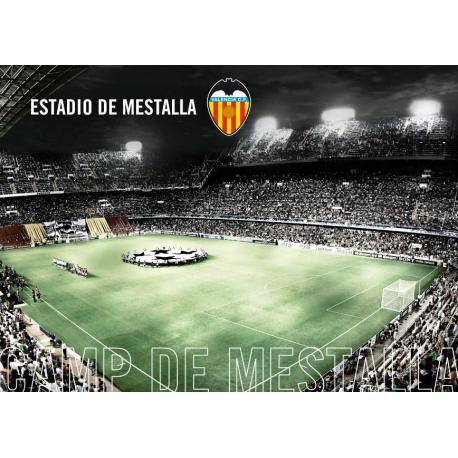 Postal Valencia Mestalla Champions League
