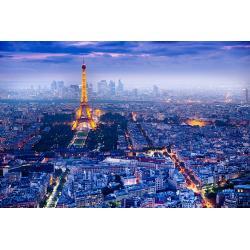 Maxi Poster Vista Sobre Paris