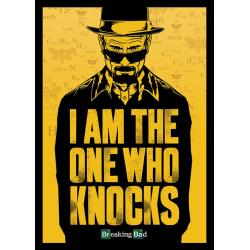 Poster Gigante Breaking Bad (I am the one who knocks)