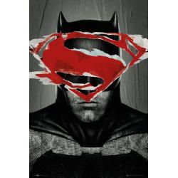 Maxi Poster Batman Vs Superman Batman Teaser