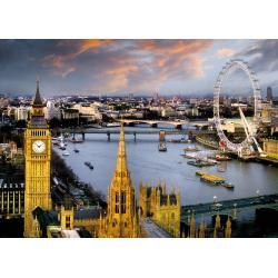 Poster Gigante Londres Támesis