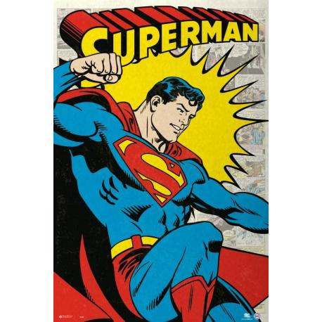 Poster DC Comics Superman