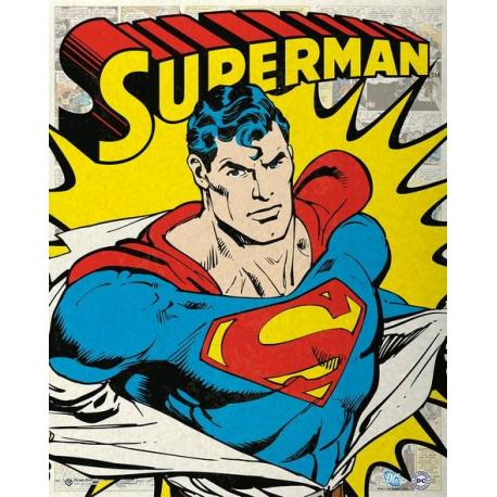 Mini poster DC Comics Superman