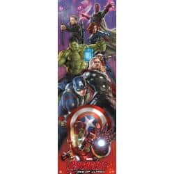 Poster puerta Los Vengadores age of ultron