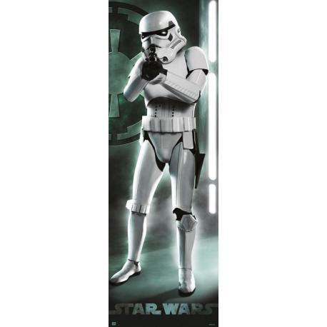 Poster puerta Star Wars soldado