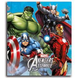 Carpeta 4 anillas Los Vengadores