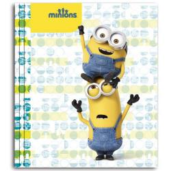 Carpeta 4 anillas Minions film