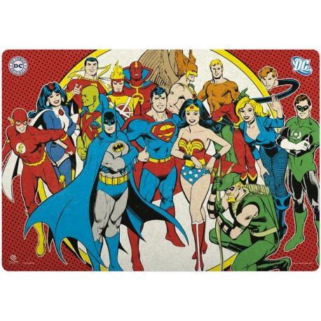 Vade escolar DC comics