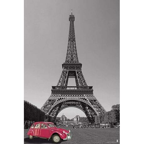 Poster Torre Eiffel