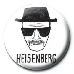 Chapa Breaking Bad (Heisenberg)