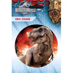Pegatina Jurassic World T-Rex