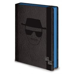 Cuaderno A5 Premium Breaking Bad (Heisenberg)