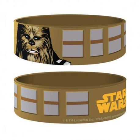 Pulsera Star Wars (Chewbacca)