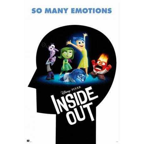 Poster Inside Out 2